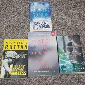 Crime Book Bundle